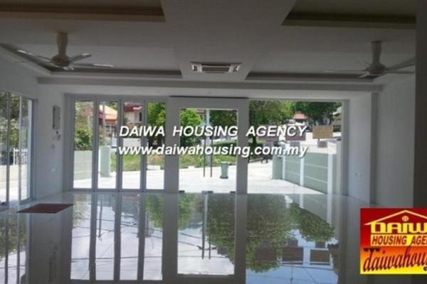 For Sale Semi-Detached at Fettes Residences, Tanjung Tokong Freehold Unfurnished 3R/2B 2.7m
