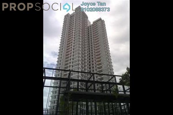 For Rent Condominium at Riana Green East, Wangsa Maju Leasehold Semi Furnished 2R/2B 1.7k
