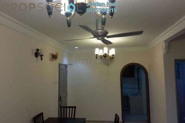 For Rent Condominium at Casa Puteri, Bandar Puteri Puchong Freehold Semi Furnished 3R/2B 1.5k