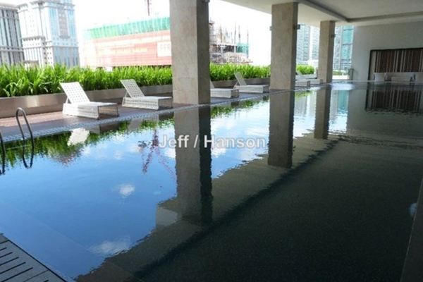 For Sale Condominium at Mirage Residence, KLCC Leasehold Unfurnished 3R/3B 2.26m