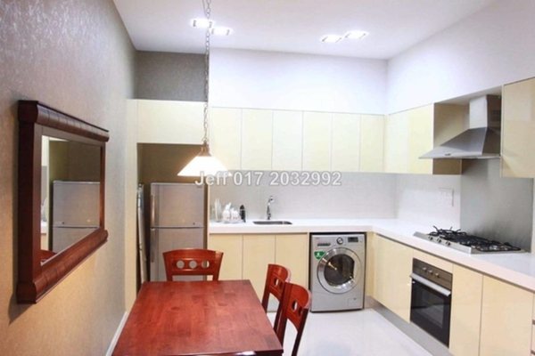 For Rent Condominium at myHabitat, KLCC Leasehold Semi Furnished 1R/1B 3.1k