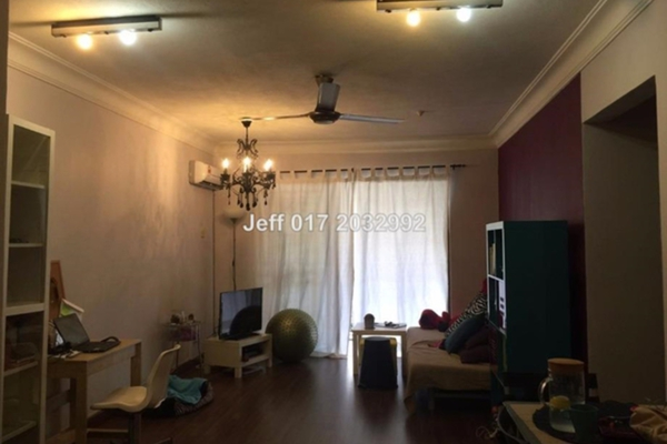 For Rent Condominium at Bangsar Permai, Bangsar Leasehold Semi Furnished 1R/2B 2.3k