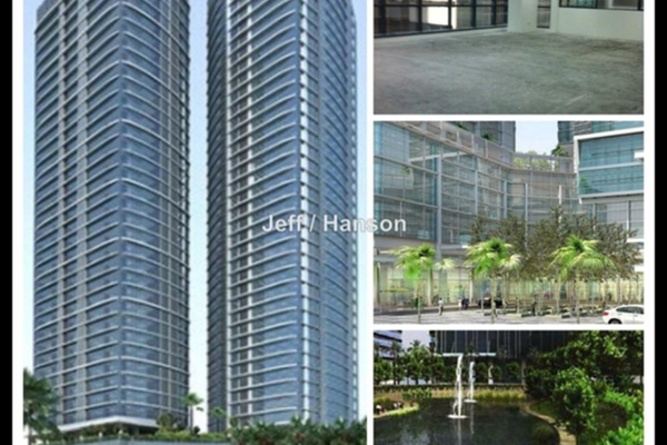 For Rent Office at Vertical Suites, Bangsar South Leasehold Unfurnished 0R/0B 5.7k