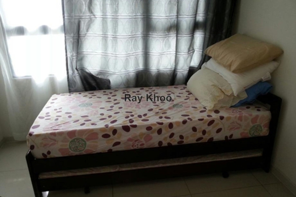 For Rent SoHo/Studio at Centrestage, Petaling Jaya Leasehold Semi Furnished 0R/1B 1.7k