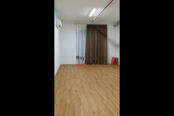 For Rent SoHo/Studio at i-City, Shah Alam Leasehold Unfurnished 0R/1B 1k