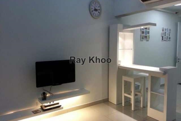 For Rent SoHo/Studio at The Scott Soho, Old Klang Road Leasehold Fully Furnished 1R/2B 2.5k