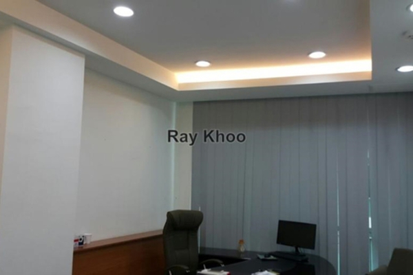 For Rent Office at Southgate, Sungai Besi Leasehold Unfurnished 0R/0B 2.9k