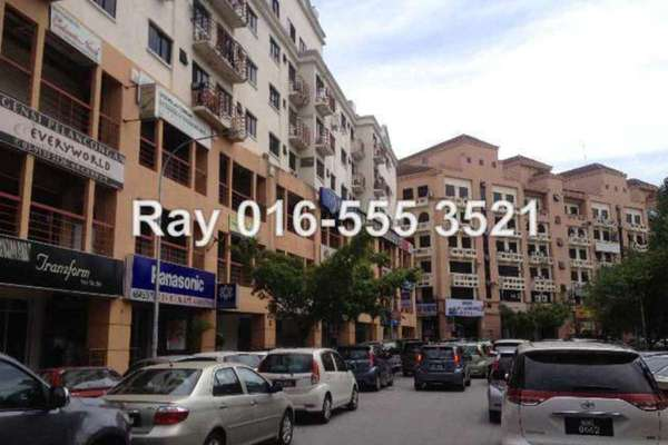 For Sale Shop at Cheras Business Centre, Cheras Leasehold Unfurnished 0R/1B 1.08m