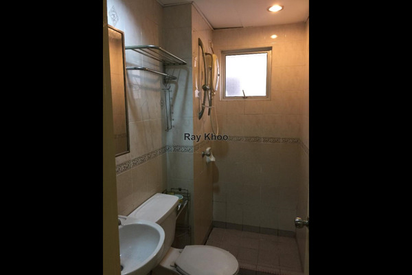 For Rent Condominium at Ketumbar Hill, Cheras Leasehold Fully Furnished 2R/2B 1.5k