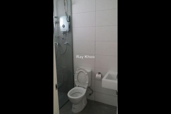 For Rent Condominium at Kelana Damansara Suite, Kelana Jaya Leasehold Semi Furnished 0R/1B 1.1k