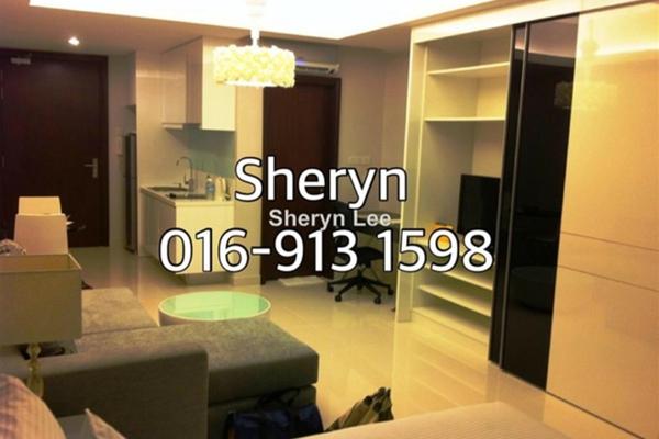 For Rent Condominium at Chelsea, Sri Hartamas Leasehold Fully Furnished 1R/1B 1.7k