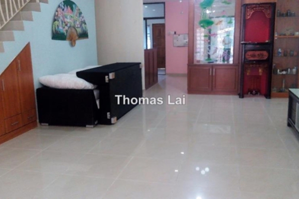 For Sale Link at The Royale, Cheras Freehold Unfurnished 4R/3B 820k