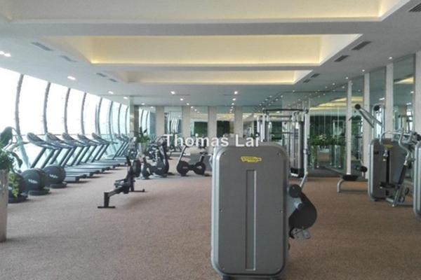For Sale SoHo/Studio at M City, Ampang Hilir Leasehold Semi Furnished 1R/1B 750k