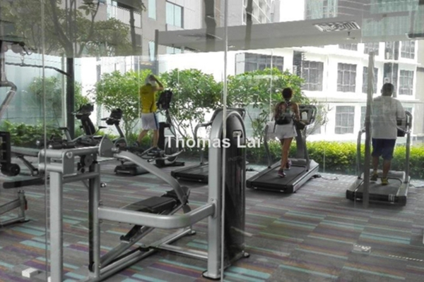 For Rent Serviced Residence at Summer Suites, KLCC Leasehold Semi Furnished 0R/1B 1.7k