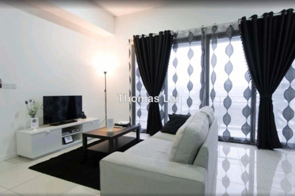 For Rent Condominium at The Elements, Ampang Hilir Leasehold Unfurnished 3R/2B 3k