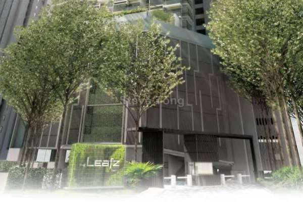 For Rent Condominium at The Leafz, Sungai Besi Leasehold Unfurnished 3R/3B 1.8k