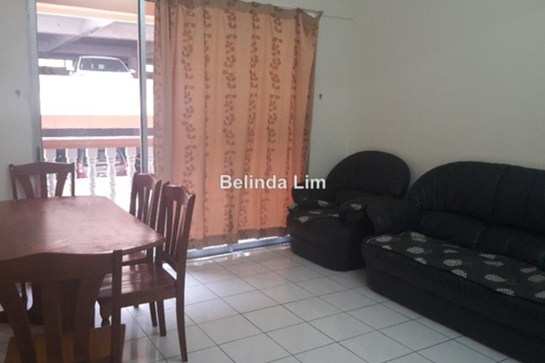 For Rent Apartment at Sri Raya Apartment, Kajang Freehold Unfurnished 3R/2B 850translationmissing:malay.pricing.unit
