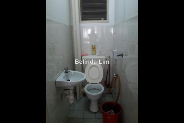 For Rent Apartment at Cemara Apartment, Bandar Sri Permaisuri Leasehold Fully Furnished 3R/2B 1.3k