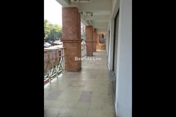 For Rent Shop at Red Ruby Apartment, Seri Kembangan Freehold Unfurnished 0R/0B 1.9k