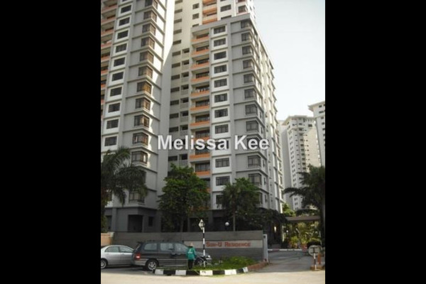 For Sale Condominium at Sun-U Residence, Bandar Sunway Leasehold Unfurnished 3R/2B 850k