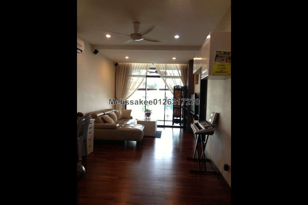 For Sale Semi-Detached at Tropicana Indah, Tropicana Leasehold Semi Furnished 7R/8B 5.5m