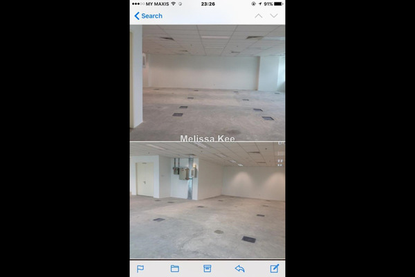 For Rent Office at Plaza Sentral, KL Sentral Leasehold Unfurnished 0R/0B 10k