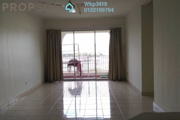 For Sale Condominium at Koi Tropika, Puchong Leasehold Semi Furnished 4R/3B 480k