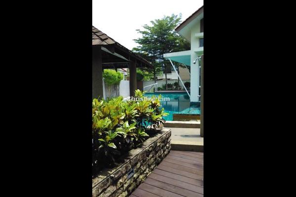 For Sale Semi-Detached at Idaman Villas, Tropicana Freehold Semi Furnished 5R/7B 2.55m