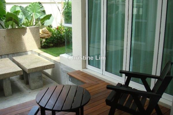 For Sale Semi-Detached at Idaman Villas, Tropicana Freehold Semi Furnished 4R/5B 3.39m
