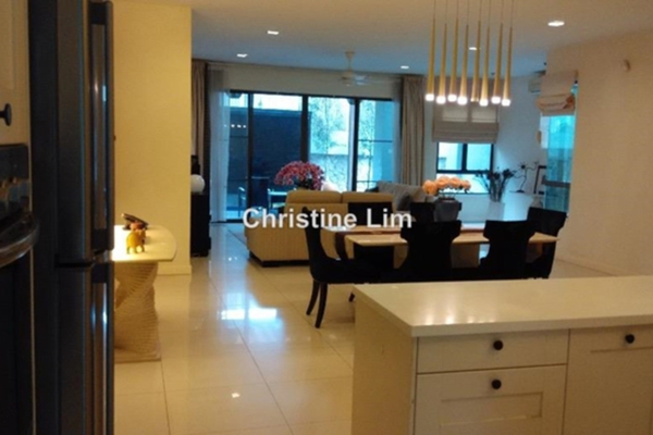 For Rent Villa at Ara Hill, Ara Damansara Leasehold Fully Furnished 4R/6B 8k