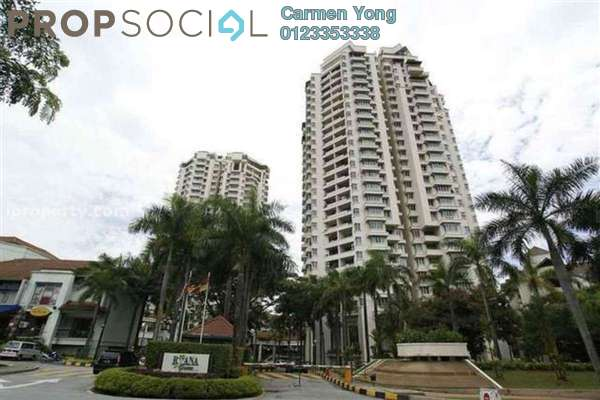 For Sale Condominium at Riana Green, Tropicana Leasehold Semi Furnished 3R/3B 688k