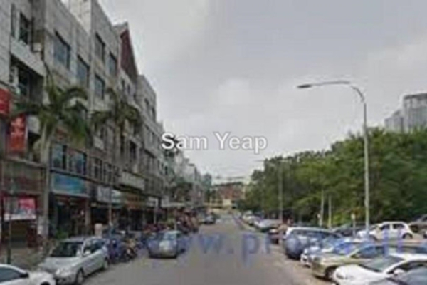 For Rent Shop at Section 5, Wangsa Maju Leasehold Unfurnished 0R/2B 5.5k