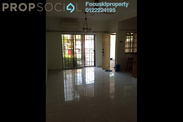 For Sale Terrace at BRP 7, Bukit Rahman Putra Freehold Semi Furnished 4R/3B 6.8m