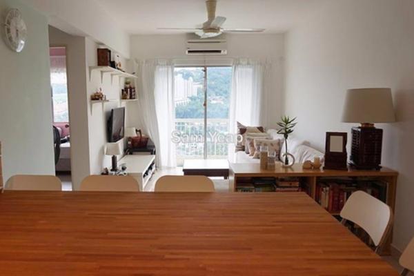 For Rent Condominium at Anggun Puri, Dutamas Leasehold Fully Furnished 2R/2B 2k