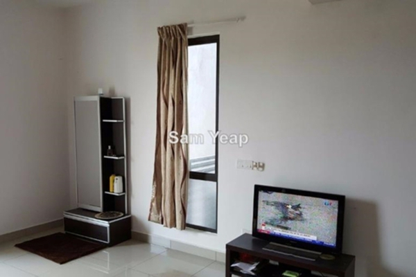 For Rent SoHo/Studio at Urban 360, Gombak Leasehold Fully Furnished 0R/1B 1.1k