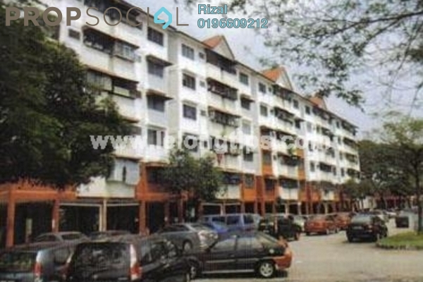 For Sale Apartment at Gugusan Tanjung, Kota Damansara Leasehold Unfurnished 3R/1B 100k