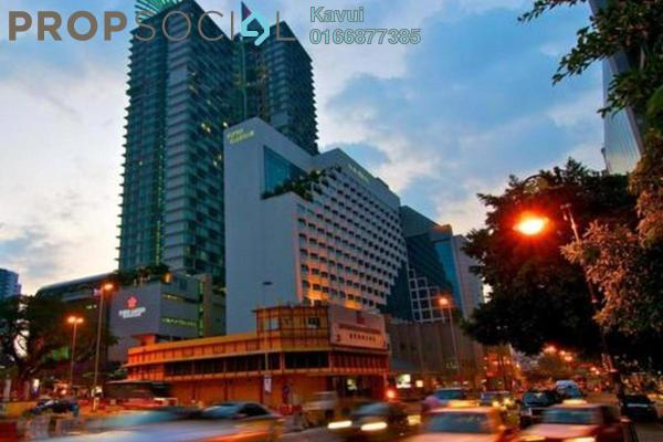For Sale Condominium at Swiss Garden Residences, Pudu Freehold Fully Furnished 1R/1B 660k