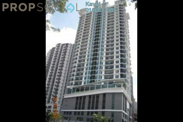 For Rent Condominium at Casa Residency, Pudu Freehold Fully Furnished 3R/3B 3.5k
