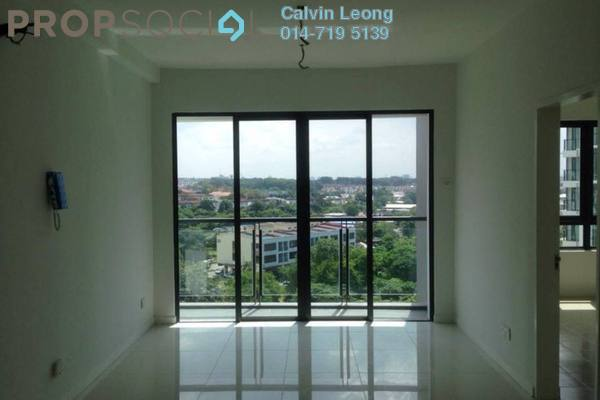 For Sale Condominium at Boulevard Residence, Bandar Utama Leasehold Semi Furnished 3R/2B 650k