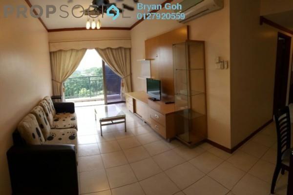 For Rent Condominium at Taman Molek, Johor Bahru Freehold Semi Furnished 3R/2B 1.8k