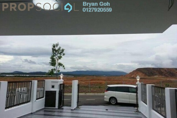 For Rent Terrace at Luciana, Setia Eco Gardens Freehold Semi Furnished 4R/3B 1.8k