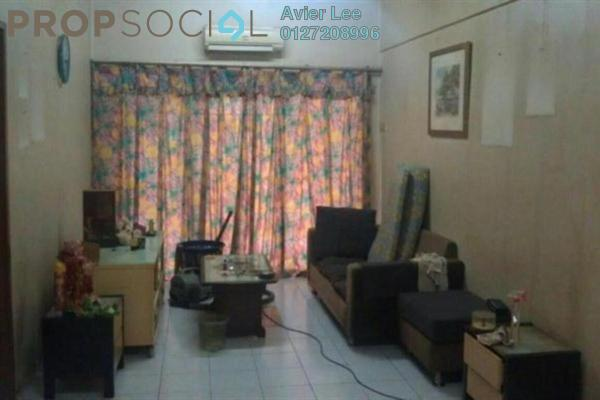 For Sale Apartment at Prima Bayu, Klang Freehold Semi Furnished 3R/2B 300k