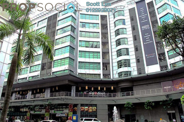 For Rent Office at Solaris Mont Kiara, Mont Kiara Freehold Fully Furnished 0R/0B 359translationmissing:en.pricing.unit