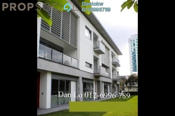 For Sale Condominium at Iringan Hijau, Ampang Hilir Freehold Fully Furnished 4R/4B 3.12m