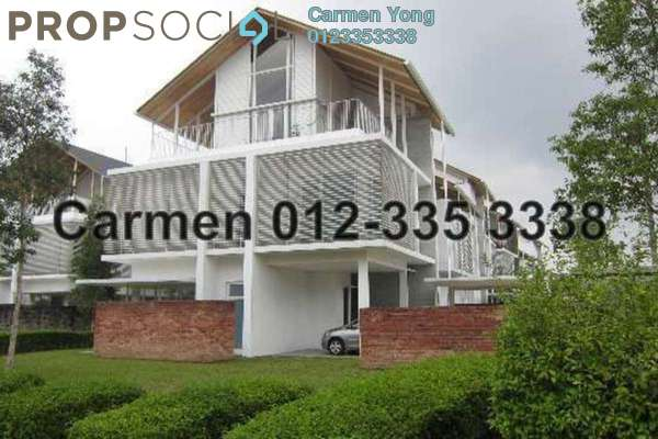 For Sale Semi-Detached at Seri Pilmoor, Ara Damansara Freehold Semi Furnished 4R/6B 4.2m