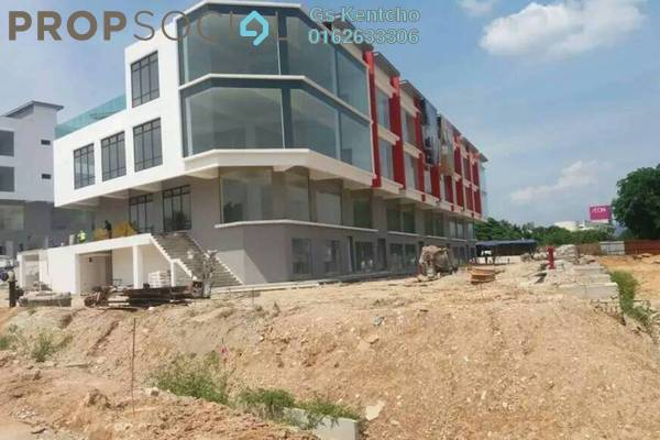 For Sale Shop at Anggun 1, Rawang Freehold Semi Furnished 0R/3B 2.08m