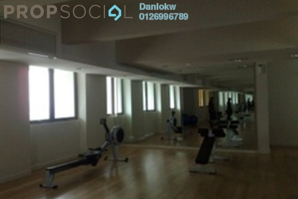 For Rent Condominium at 2 Hampshire, KLCC Freehold Fully Furnished 3R/3B 9k