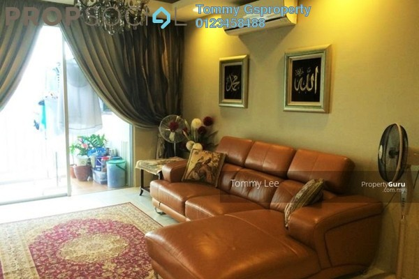 For Sale Condominium at Platinum Suites, KLCC Freehold Fully Furnished 3R/2B 600k
