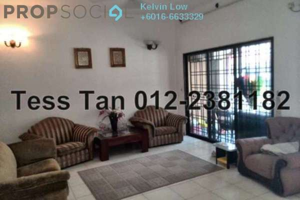 For Sale Terrace at Bayu Damansara, Kota Damansara Leasehold Semi Furnished 4R/4B 920k