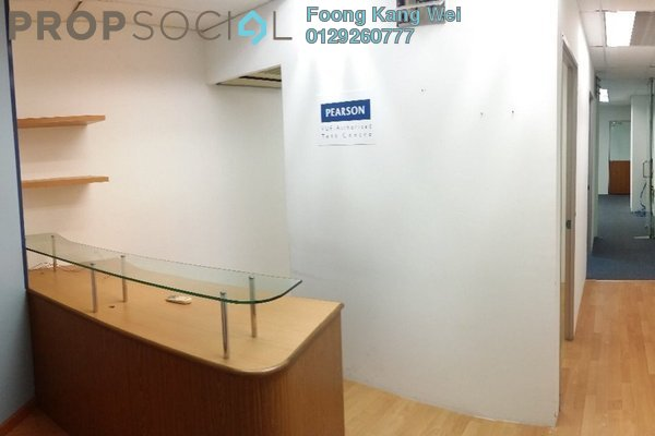 For Rent Office at Plaza Mont Kiara, Mont Kiara Freehold Semi Furnished 0R/0B 2.3k